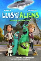 Luis And The Aliens - Trailer