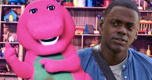 Barney Movie Is Happening at Mattel with Get Out Star Daniel