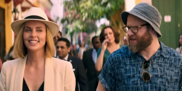 Long Shot Trailer With Charlize Theron And Seth Rogen Is Romantic And Funny