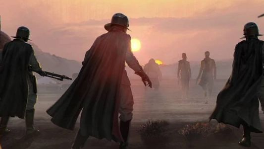 Electronic Arts Pulls the Plug On Open-World Star Wars Game
