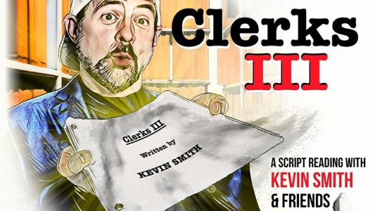 Kevin Smith to Read Unmade Clerks III Script at Fundraising Event