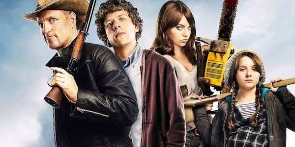 Zombieland 2 Is Officially Happening, With Emma Stone And Woody Harrelson