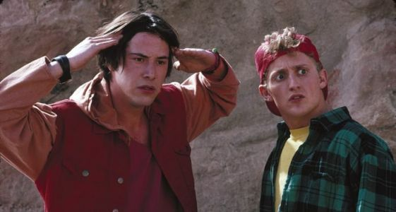 'Bill and Ted 3' is Facing Some Totally Bogus, Potentially Dire Production Problems