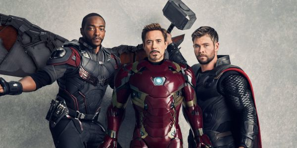 Anthony Mackie Says Infinity War Is 'Most Human' Marvel Movie Yet