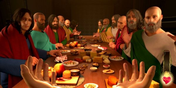 """Play As Jesus Christ In This """"Highly Realistic"""" FPS Coming To Steam"""