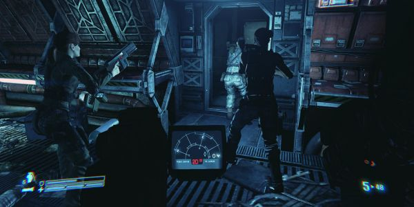 Obsidian's Aliens Game Was Like Mass Effect With More Horror