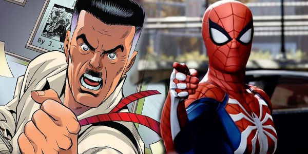 Spider-Man's J. Jonah Jameson Takes A Shot At Female-Led Reboots
