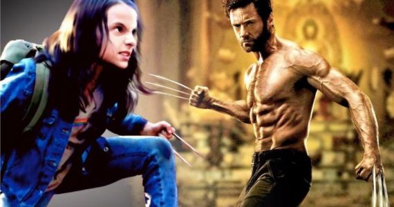 Dafne Keen Won X-23 Role in Logan by Punching Hugh Jackman Really Hard