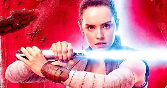 Star Wars: The Last Jedi Is Headed to Netflix Next Month