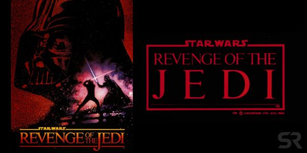 Why The First Return Of The Jedi Poster Had The Wrong Title