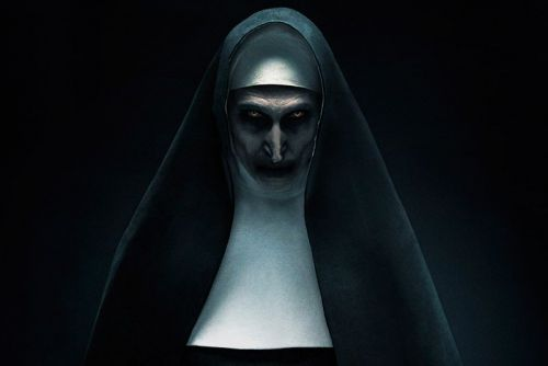 The Nun Reveals a Scary New Teaser Image