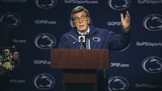 Barry Levinson's 'Paterno' Examines A Coach's Passion, And His Complicity