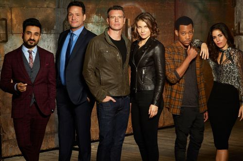 ABC Officially Decides Not To Renew 'Whiskey Cavalier' For Season 2
