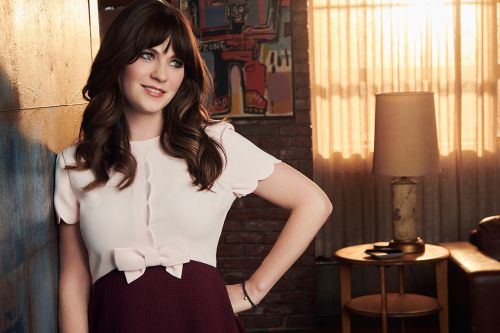Woman Crush Wednesday: Happy Birthday To Zooey Deschanel, The True Lucille Ball Of Our Time