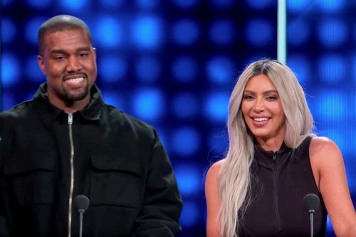 Kanye and the Kim Played Family Feud, Revealed Their Open-Door Bedroom Conflict
