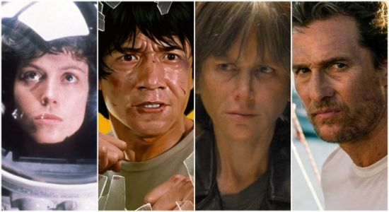 New Blu-ray Releases: 'Police Story', 'Police Story 2', 'Destroyer', 'Alien' 4K, 'Serenity'
