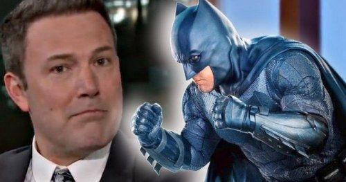 Watch Ben Affleck Say Goodbye to the DCEU: I'm Not