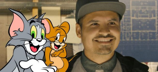 'Tom and Jerry' Movie Cast Adds Michael Peña as Neither Tom or Jerry