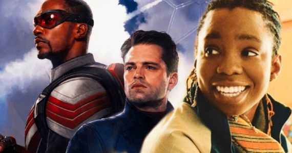 The Falcon and the Winter Soldier Introduces Adepero Oduye as Falcon's Sister