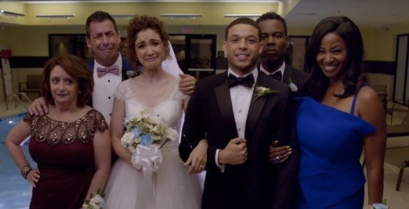 'The Week Of' Trailer: Adam Sandler & Chris Rock Tolerate Each Other for Their Kids' Wedding