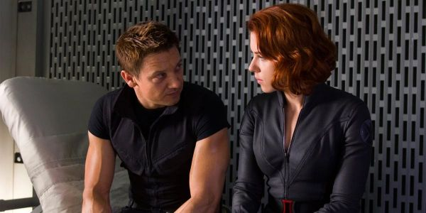 20 Things Only True Fans Know About Black Widow And Hawkeye's Relationship