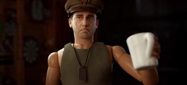 "'Welcome to Marwen' Trailer Dares You To Ask, ""What Am I Watching Here?"""