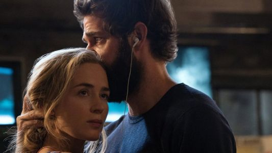 A Quiet Place 2 Sneaks Into Production