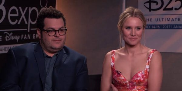 Kristen Bell And Josh Gad Are Teaming On A Musical TV Show That Somehow Isn't Frozen