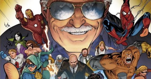 Stan Lee Co-Created One Last Superhero with His DaughterStan