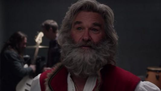 Kurt Russell Finally Plays Santa Claus In First THE CHRISTMAS CHRONICLES Trailer