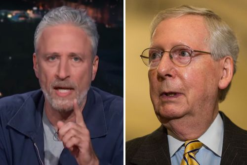 "Jon Stewart Tells Mitch McConnell to Stop ""Jacking Around"" 9/11 Victims in Fiery Monologue"