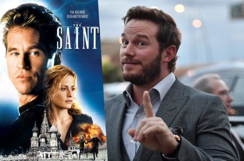 Chris Pratt Enters Early Talks For Paramount's The Saint