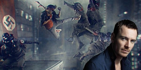 Michael Fassbender to Star in Kung Fury Feature-Length Film