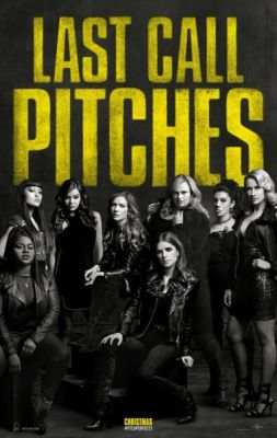 Pitch Perfect 3 Teaser Poster