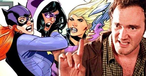 Birds of Prey Gets Tarantino-Inspired Working Title, Begins