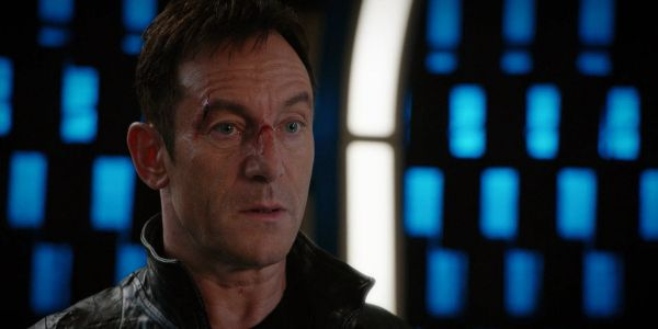 Jason Isaacs Bids Farewell to Star Trek: Discovery. For Now