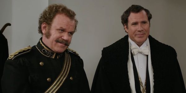 The Holmes And Watson Trailer Reunites Will Ferrell And John C. Reilly For Mystery-Solving Antics
