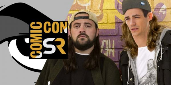 Kevin Smith's Jay and Silent Bob Reboot Casts The Flash TV Stars