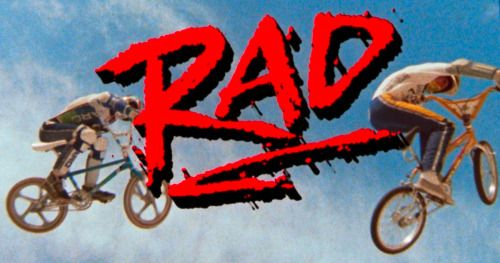 RAD Is Finally Coming Out on Blu-ray, 4K Ultra HD This Year