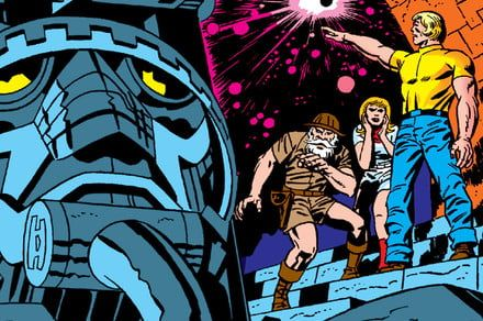 The Eternals: Everything we know about Marvel's phase 4 movie