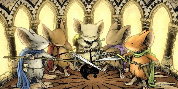 Mouse Guard Director Pulls A Deadpool & Releases Demo Of Cancelled Movie