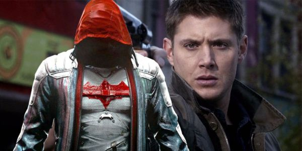 Jensen Ackles Dresses as Red Hood to Troll DC Fans on Halloween