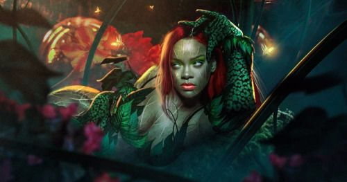 Rihanna Addresses The Batman Poison Ivy Rumors, Admits Her