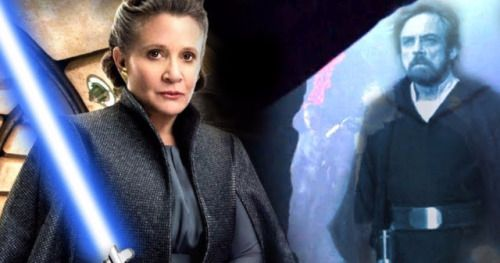 Rise of Skywalker Leak Reveals Why Leia Never Became a Jedi?A