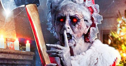 Mrs. Claus Trailer Sends Santa's Wife on a Murderous