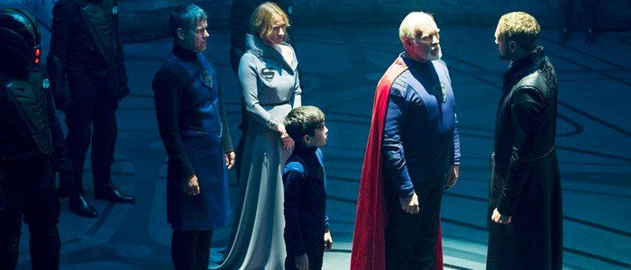 'Krypton' Has Its Heart in the Right Place, But It Has a Long Way to Go