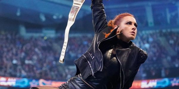 PHOTO: WWE Stars Becky Lynch & Seth Rollins Get Engaged