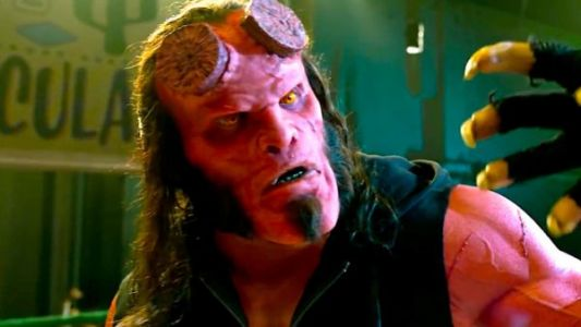 Trailer of Hellboy starring David Harbour and Milla Jovovich