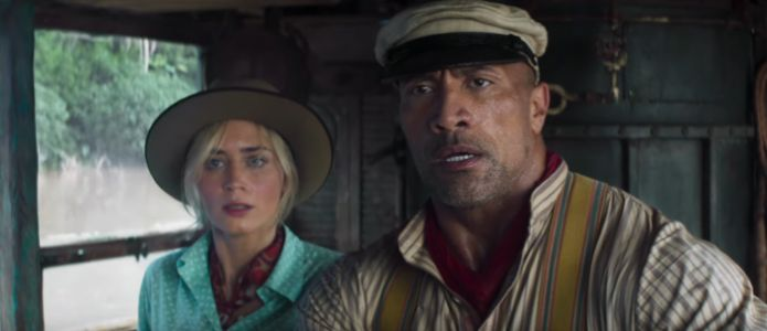 'Jungle Cruise' Trailer: Dwayne Johnson and Emily Blunt Search for the Tree of Life