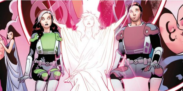 X-Men Comics Introduce Professor X's Alien Daughter